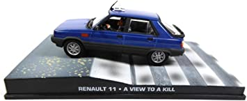 James Bond DY053 1//43 RENAULT 11-BOND-A view to a kill