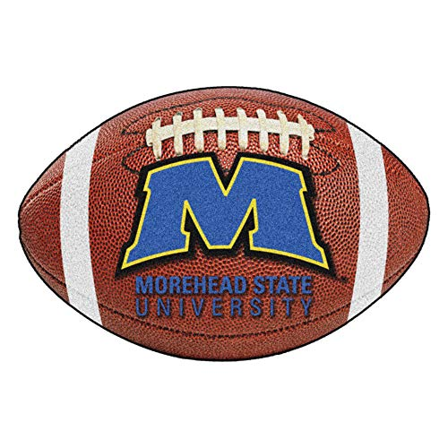 NCAA Morehead State University Football Mat, Small, Black ()