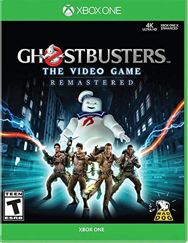 Ghostbusters: The Video Game Remastered – Xbox One Standard Edition