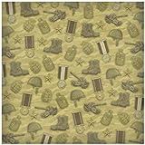 Karen Foster diseño 25hojas Scrapbooking Papel
