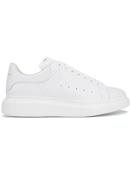 Alexander McQueen Sneakers Uomo 441631WHGP59000O Pelle ...