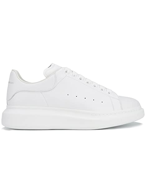 Alexander McQueen - Zapatillas para hombre blanco Weiß IT - Marke Größe, color blanco, talla 42.5 IT - Marke Größe 42.5: Amazon.es: Zapatos y complementos