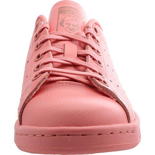 adidas Stan Smith J, Zapatillas de Deporte Unisex Niños Rosa (Rostac / Rostac / Rosnat)
