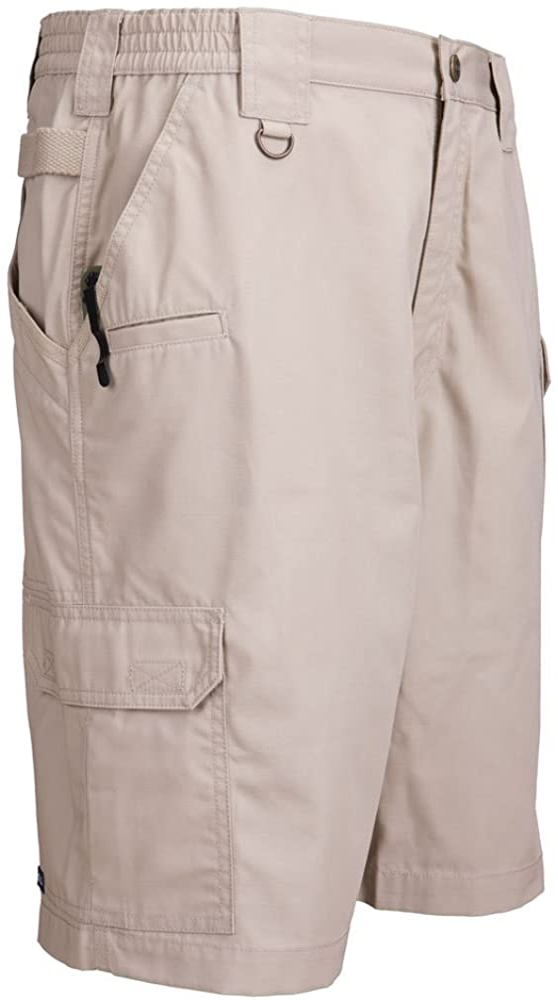 5.11 Tactical Men's Men's Taclite Pro 11-Inch Shorts, Lightweight, Adjustable Waistband, Style 73308