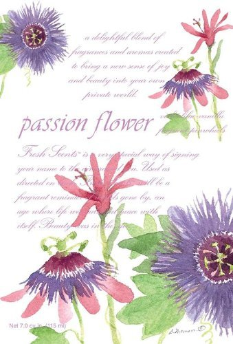 Fresh Scents Passion Flower Scented Sachet 115ml Willowbrook