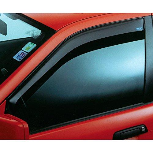 Climair P0021 Window Visors Black