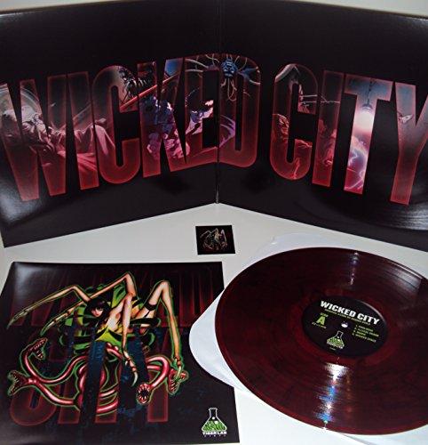 Wicked City Comic Con Exclusive Red Vinyl Soundtrack