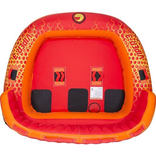 CWB Connelly Viper 3-Person Towable Tube ()