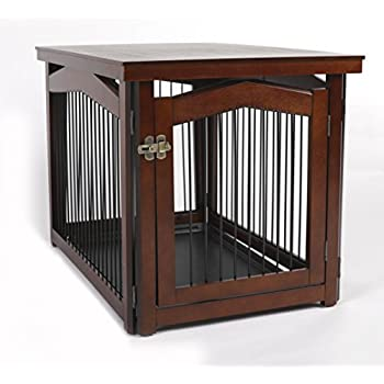 Amazon Com Internet S Best Decorative Dog Kennel With Pet
