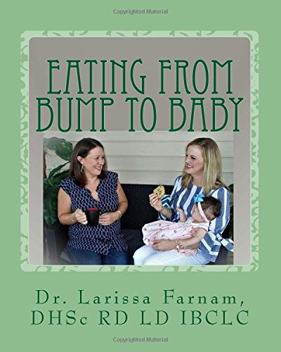 Download Eating From Bump to Baby: Nutrition Tips and Recipes for Expectant and Nursing Moms pdf epub