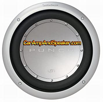 Amazon com: Rockford Fosgate P3 P312D4 12
