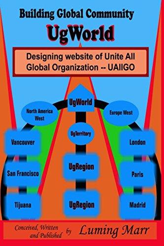Building Global Community UgWorld: Designing website of Unite All Global Organization -- UAllGO