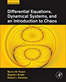 : Differential Equations, Dynamical Systems, and an Introduction to Chaos