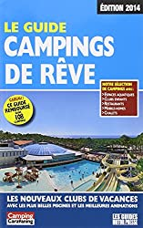 Le guide camping de rêve 2014