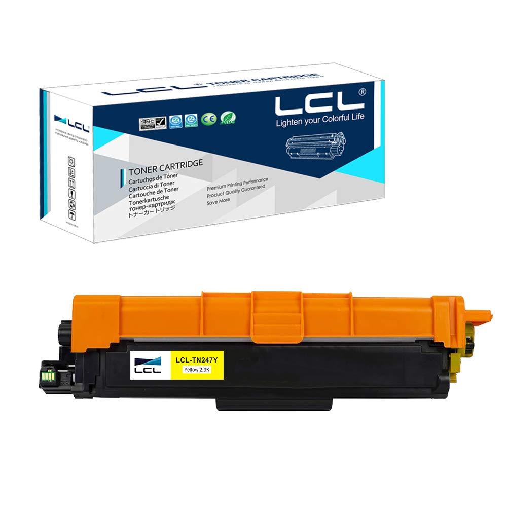 LCL Cartucho de Tóner Remanufacturado 55A 55X CE255A CE255X 724H CRG724H 12500 Página (1-Pack Negro) Reemplazo para HP Laserjet Enterprise P3015 ...