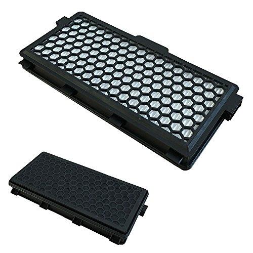 HEPA Filter / Mikrofilter / Abluftfilter / Luftfilter geeignet Für Miele S8340 ECOLINE S 8340