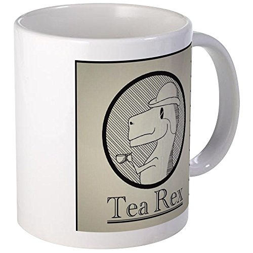 CafePress Tea Rex Unique Coffee