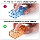 Ultrassist High Transparent Pill Cutter Tablet