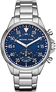 Michael Kors Access Hybrid Stainless Steel Gage Smartwatch MKT4000
