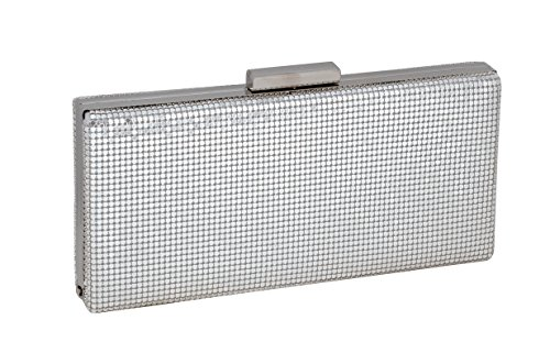 whiting-davis-womens-slim-frame-clutch-silver-one-size