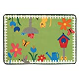 Garden Time KID$ Value Rug - 4' x 6'
