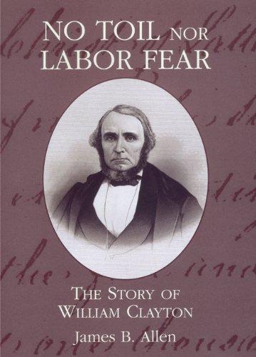 No Toil Nor Labor Fear