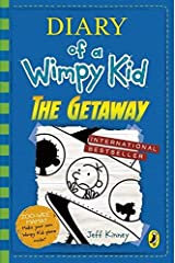 Diary of a Wimpy Kid: The Getaway (book 12) Paperback