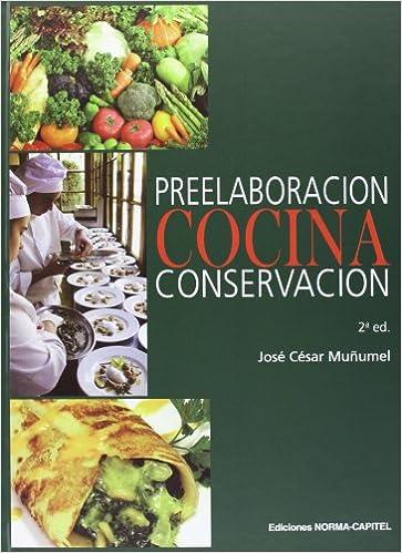 Cocina. Preelaboración y conservación (Hostelería): Amazon.es ...