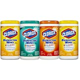 armorall refill - Clorox Disinfecting Wet Wipes, Citrus Blend, Fresh Scent and Orange Fusion, 300 Value Pack
