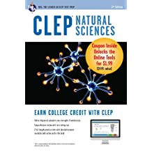 CLEP Natural Sciences w/ Online Practice Exams (CLEP Test Preparation)