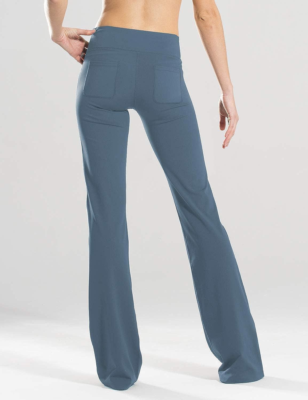 4 Pockets UPF50+ Safort 28 30 32 34 Inseam Regular Tall Bootcut Yoga Pants