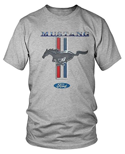 Amdesco Men's Officially Licensed Ford Mustang Pony