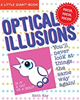 A Little Giant(r) Book: Optical Illusions (Little