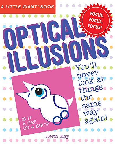 A Little Giant® Book: Optical Illusions (Little Giant Books)