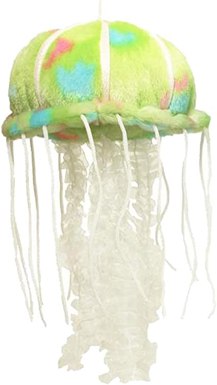 Wishpets Confettisoft 7 Jellyfish Stuffed Animal Plush Toy Green Animals Amazon Canada