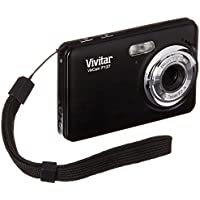 Vivitar F127 Digital Camera with 2.7-Inch LCD (Black)