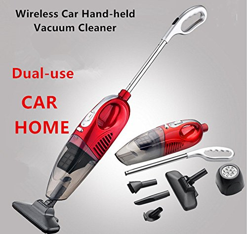Car&Home Wirless Vacuum Cleaner,Wet&Dry Portable Handheld Automotive Vacuum Cleaner,Wirless Vacuum Cleaner