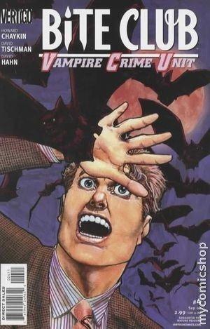 """Bite Club Vampire Crime Unit #4 """"SEP2006"""" (Bite Club Vampire Crime Unit, Volume 1) PDF"""