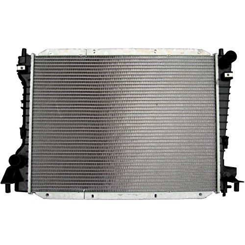 ECCPP New Aluminum Radiator 2256 fits for 2000-2008 Jaguar S-Type Base 2000-2005 Lincoln LS Base by ECCPP