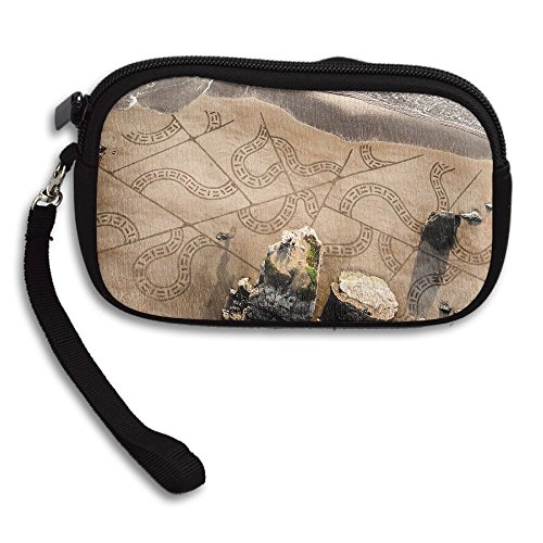 Amazing Portable Bag Deluxe Sand Purse Carving Receiving Printing Small rzYrfqwA