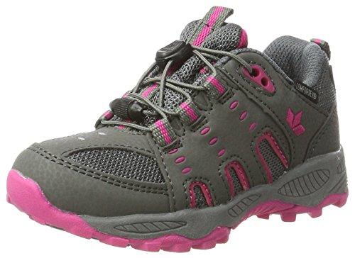 Lico Apachi, Zapatos de Low Rise Senderismo para Mujer Gris (Grau/Pink)
