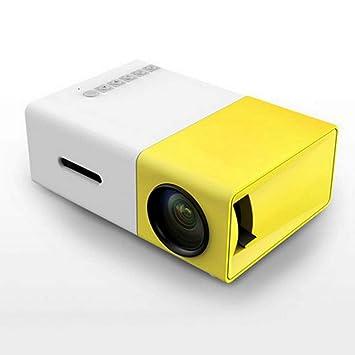 Aotoba Proyector de vídeo Mini Proyector Portátil Home ...