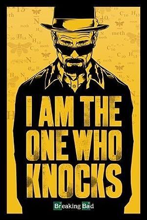 Breaking Bad (Volviéndose malo). Poster en INGLES de la serie de ...