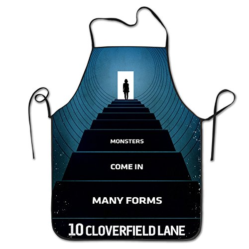 10 CLOVERFIELD LANE Poster 2016 Personalized Kitchen Cooking Aprons