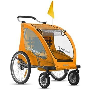 Amazon Com Joovy Cocoonx2 Double Enclosed Stroller