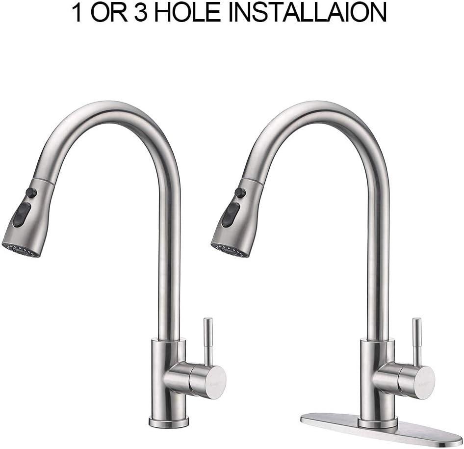 Keonjinn Kitchen Sink Faucet