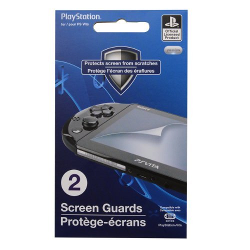PS Vita Screen Guard Pack by PDP (Pdp Screens)