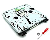 Original Nintendo WII RVL-001 DVD Drive Replacement Part Lens INSTALLED, Y-screwdriver - [Plug and Play Version]
