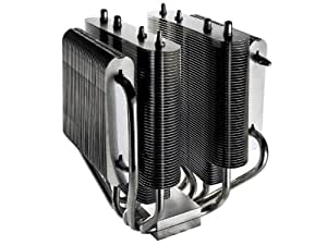 COOLER MASTER RR-UV8-XBU1-GP V8 copper base cooler for amd (socket 940/AM2/AM2) & intel (socket 775/1366) processors