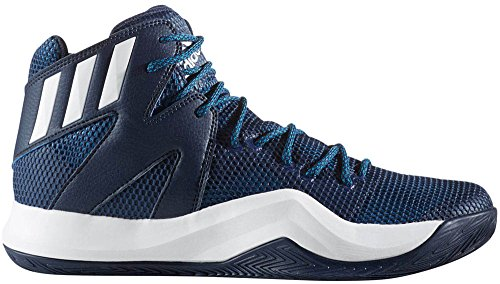 low priced 05221 0de5a adidas Performance Men s Shoes   Crazy Bounce Basketball, Collegiate Navy  White Unity Blue Fabric, (10.5 M US) - Buy Online in Oman.